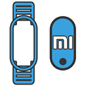 Ремешки для Xiaomi Mi Band
