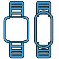 Ремешки для смарт-часов и фитнес-браслетов