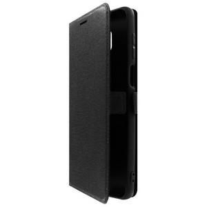 Чехол-книжка Krutoff для Samsung Galaxy A41 (A415) черный - фото 42313