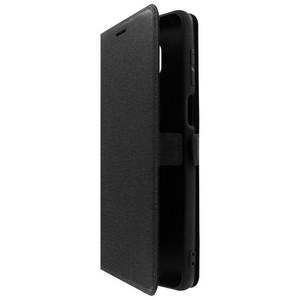 Чехол-книжка Krutoff для Samsung Galaxy M21 (M215) черный - фото 42316