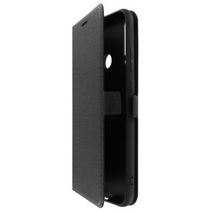 Чехол-книжка Krutoff Eco Book для Huawei P40 Lite E/ Honor 9C черный - фото 43804