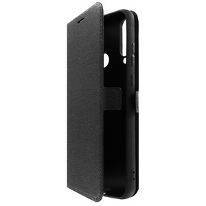Чехол-книжка Krutoff для Huawei Y6P черный - фото 43915