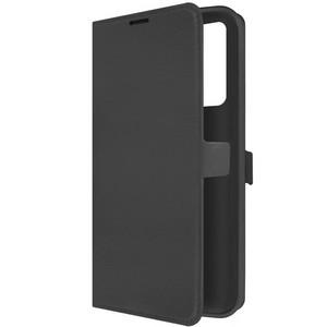 Чехол-книжка Krutoff Eco Book для Vivo Y31 черный - фото 49736