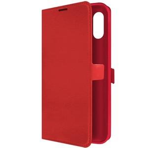Чехол-книжка Krutoff Eco Book для Samsung Galaxy A02 (A022) красный - фото 49751