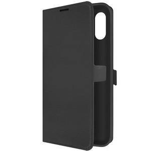 Чехол-книжка Krutoff Eco Book для Samsung Galaxy A02 (A022) черный - фото 49763