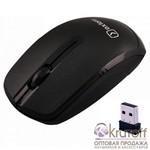 Мышь OXION OMSW016 беспроводная черная