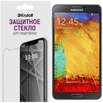 Стекло защитное для Samsung Galaxy Note 3 (N900) 0.26mm Krutoff
