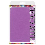 Чехол футляр-книга Lux Case Premium для iPad mini фиолетовый