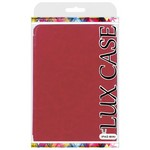 Чехол футляр-книга Lux Case Premium для iPad mini красный