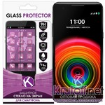 Защитное стекло для LG X Power (K220DS) 0.26mm Krutoff