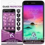 Защитное стекло для LG К10 (LGM250) 0.26mm Krutoff