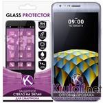 Защитное стекло для  LG X Cam (K580DS) 0.26mm Krutoff