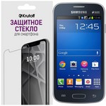 Защитное стекло для Samsung Galaxy Star Plus Duos (GT-S7262) 0.26mm Krutoff