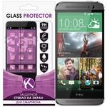 Защитное стекло для HTC One M8 0.26mm Krutoff