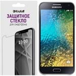 Защитное стекло для Samsung Galaxy E5 (SM-E500H) 0.26mm Krutoff