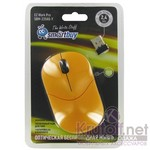 Беспроводная мышь 335AG SmartBuy Yellow