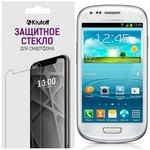 Защитное стекло для Samsung Galaxy S3 mini (GT-i8190) 0.26 мм Krutoff