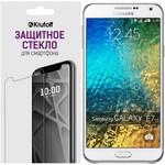 Защитное стекло для Samsung Galaxy E7 (SM-E700F) 0.26 мм Krutoff