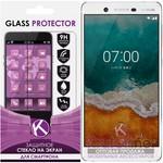 Стекло защитное Krutoff Group 0.26mm для Nokia 7
