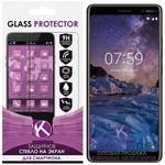 Стекло защитное Krutoff Group 0.26mm для Nokia 7+