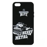 Накладка на Iphone 5/5S/SE BLITZ HEAVY METAL 2