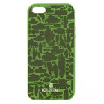 Накладка на Iphone 5/5S/SE TECHNICS MILITARY GREEN