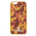 Накладка на Iphone 6/6S POLYGONAL MILITARY COLOUR
