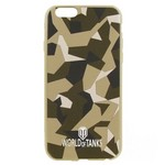 Накладка на Iphone 6/6S POLYGONAL MILITARY GREEN