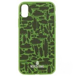 Накладка на Iphone X/Xs TECHNICS MILITARY GREEN