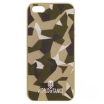 Накладка на Iphone 5/5S/SE POLYGONAL MILITARY GREEN