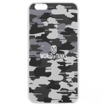 Накладка на Iphone 6/6S Plus PATTERN MILITARY GREY