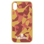 Накладка на Iphone X/Xs POLYGONAL MILITARY COLOUR