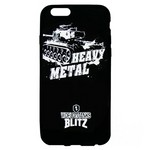 Накладка на Iphone 6/6S BLITZ HEAVY METAL 3