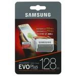 MicroSD 128GB Samsung EVO Plus Class10 UHS-I с адаптером (MB-MC128GA/RU)