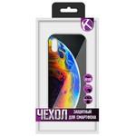 """Чехол защитный Krutoff """"ЭКРАН стекло"""" для iPhone XS (15472)"""