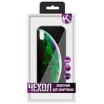 """Чехол защитный Krutoff """"ЭКРАН стекло"""" для iPhone XS (15474)"""