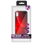 """Чехол защитный Krutoff """"ЭКРАН стекло"""" для iPhone XS (15469)"""
