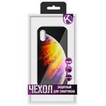 """Чехол защитный Krutoff """"ЭКРАН стекло"""" для iPhone XS (15475)"""