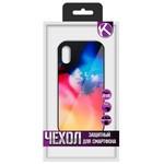 """Чехол защитный Krutoff """"ЭКРАН стекло"""" для iPhone XS (15477)"""