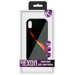 """Чехол защитный Krutoff """"ЭКРАН стекло"""" для iPhone XS (15478)"""