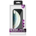 """Чехол защитный Krutoff """"ЭКРАН стекло"""" для iPhone XS (15480)"""