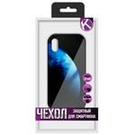 """Чехол защитный Krutoff """"ЭКРАН стекло"""" для iPhone XS (15481)"""