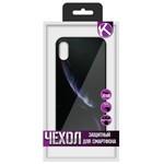 """Чехол защитный Krutoff """"ЭКРАН стекло"""" для iPhone XS Max (15465)"""