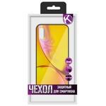 """Чехол защитный Krutoff """"ЭКРАН стекло"""" для iPhone XS Max (15466)"""