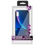 """Чехол защитный Krutoff """"ЭКРАН стекло"""" для iPhone XS Max (15468)"""