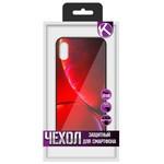 """Чехол защитный Krutoff """"ЭКРАН стекло"""" для iPhone XS Max (15469)"""