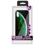 """Чехол защитный Krutoff """"ЭКРАН стекло"""" для iPhone XS Max (15474)"""