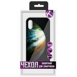 """Чехол защитный Krutoff """"ЭКРАН стекло"""" для iPhone XS Max (15476)"""
