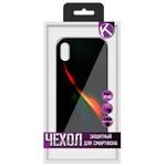"""Чехол защитный Krutoff """"ЭКРАН стекло"""" для iPhone XS Max (15478)"""