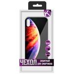 """Чехол защитный Krutoff """"ЭКРАН стекло"""" для iPhone XS Max (15479)"""